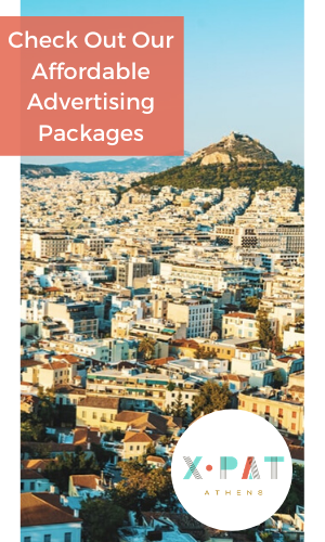 XpatAthens Packages Banner