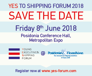 Yes To Shipping Forum 2018 - Internal (side box)