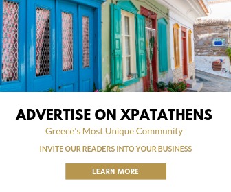Advertise on XpatAthens - Homepage Side Box