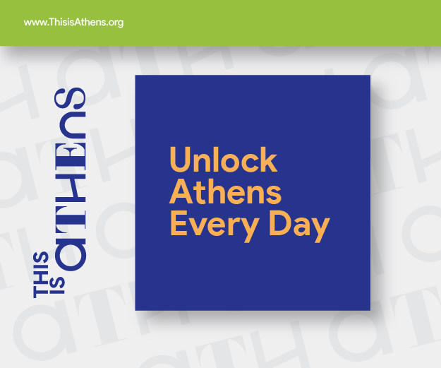 This is Athens - side box