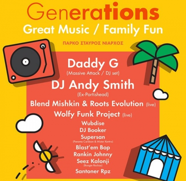 Generations Family Festival At SNFCC