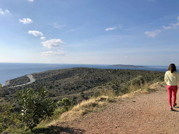 Mindful Walks In Vouliagmeni Park