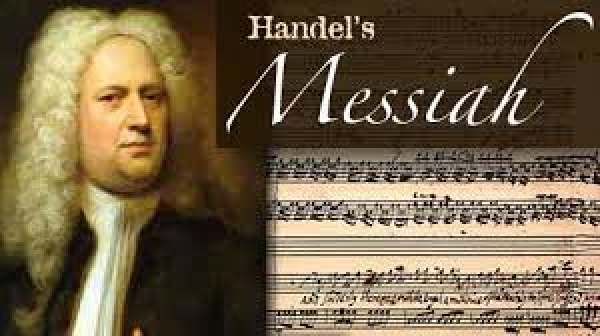 Singalong Handel's Messiah At St. Paul's Anglican Church