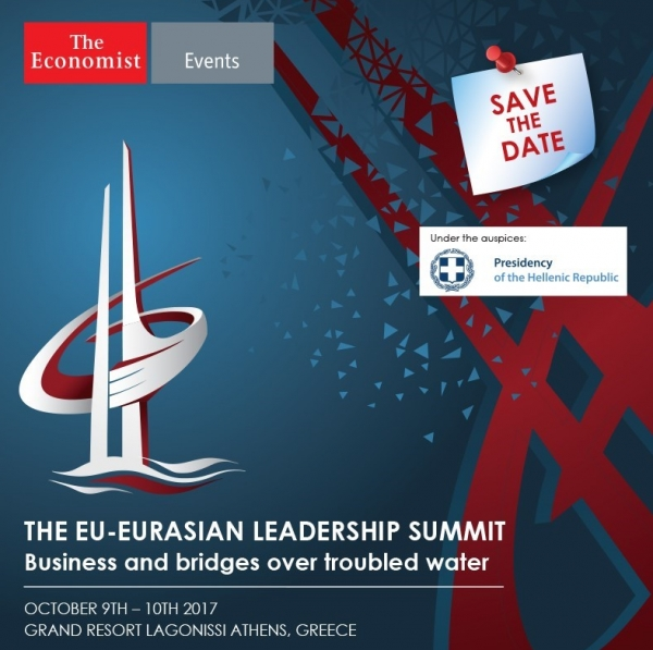 Eurasian Leadership Summit - Business & Bridges Over Troubled Water