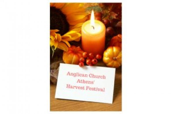 ST Paul's Anglican Church Harvest Festival Celebration