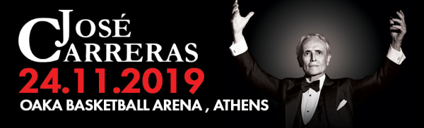 Jose Carreras Live In Athens