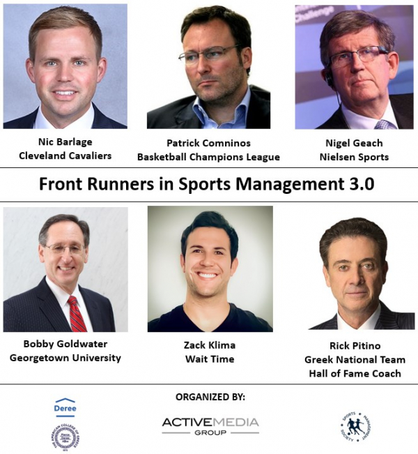 Webinar: Front Runners In Sports Management