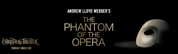 The Phantom Of The Opera Live In Athens