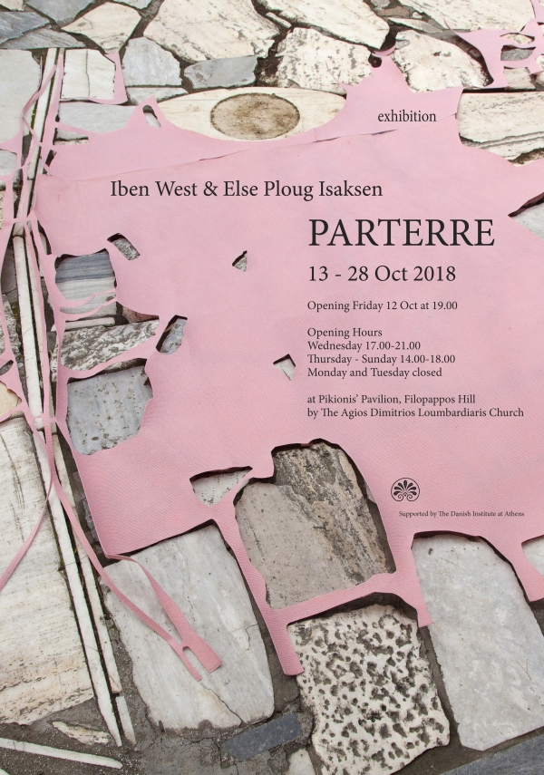 Parterre Exhibition By Danish Visual Artists Iben West & Else Ploug Isaksen