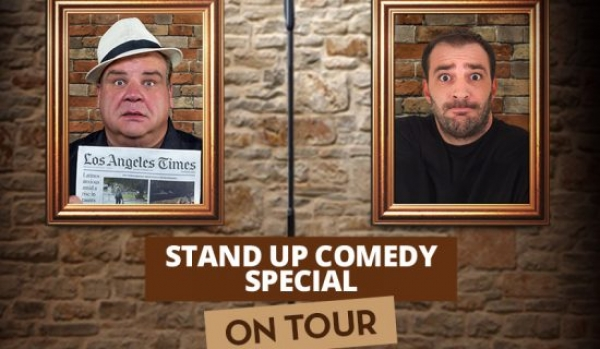 Stand Up Comedy Special  | Angelo Tsarouchas & George Hatzipavlou