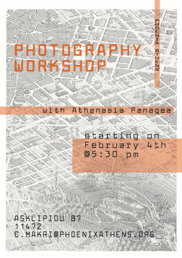 Photography Workshops At Phoenix Athens gallery