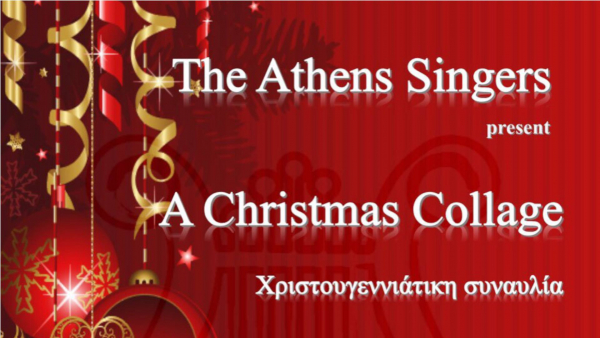 A Christmas Collage - The Athens Singers