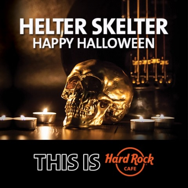 Halloween Party At Hard Rock Cafe