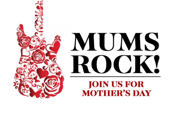 Join Us For Mother's Day At Hard Rock Cafe