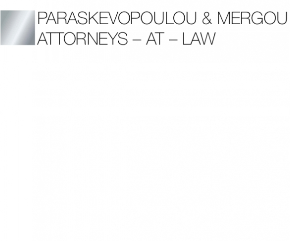 Paraskevopoulou & Mergou Attorneys At Law