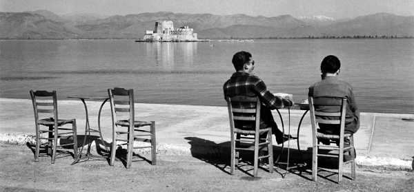 Photographs Of Joan Leigh Fermor: Artist & Lover - Benaki Museum