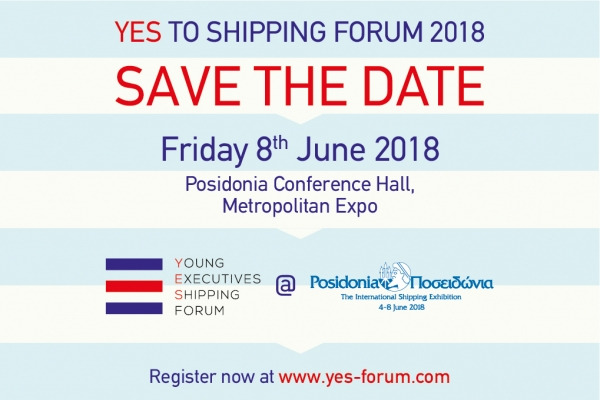 YES To Shipping Forum FORUM 2018