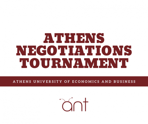 Athens Negotiations Tournament 2021