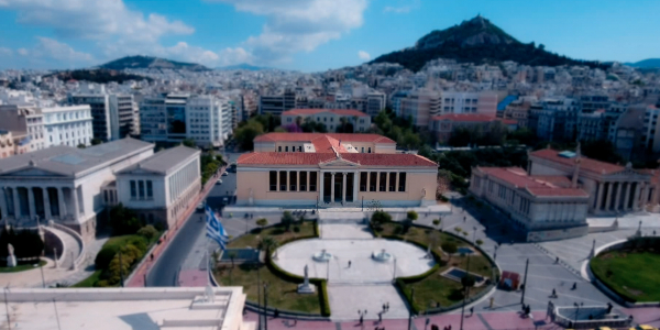 English Guided Tours By The National and Kapodistrian University of Athens