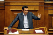 Greek Prime Minister Not Backing Down