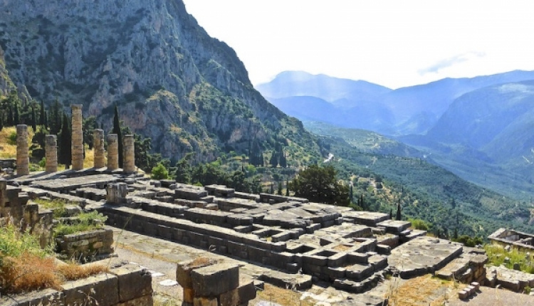 A Mythological Family Road Trip In Greece