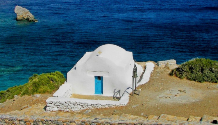 Amorgos Island To Star In A New Film
