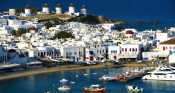 The Five Best Coastal Towns Of Greece