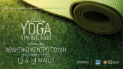 3rd Yoga Spring Fair In May