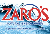 Zaro's Named Best Bottled Water In The World
