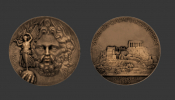 Rare Olympic Medal From 1896 Sold At Auction