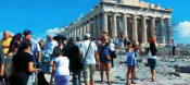 Greek Tourism Reaches Another Record High, Despite Negative Reporting
