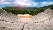 Epidaurus Theater To Globally Live-Stream Ancient Play For The First Time