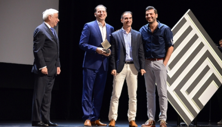3 Greek Companies Receive Hellenic Entrepreneurship Award