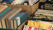 Second-Hand Bookstore Aims To Empower Athens' Homeless