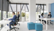 Serviced Offices Take-Off In Greece