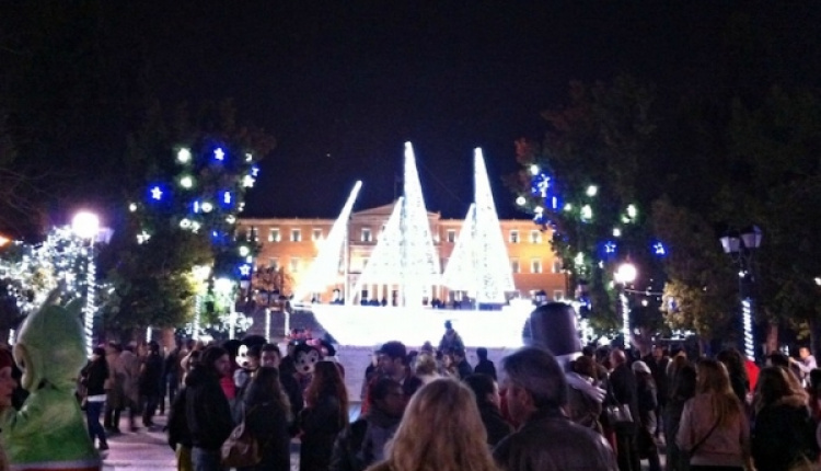 12 Things To Do In Athens Over Christmas
