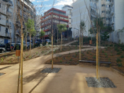 "The City's Third ""Pocket Park"" Is In Pagrati"