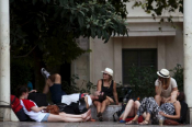 Crisis?  What Crisis? Say Tourists Flocking To Greece