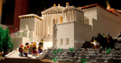 Lego Acropolis: Taking It Piece By Piece