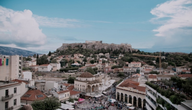 3 Days In Athens, Greece