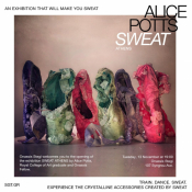 Sweat Athens By Alice Potts - Onassis Cultural Center