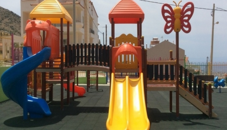 Free Kids' Playgrounds In Athens