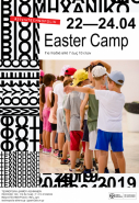Easter Camp At The Industrial Gas Museum