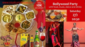 Bollywood Party - Food, Music, Dance & Drinks