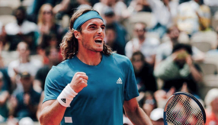 Stefanos Tsitsipas Advances To The 3rd Round Of The French Open