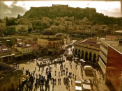 My Week in Athens… February 9