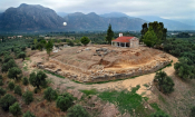 Ancient Greek Palace Unearthed Near Sparta Dates Back To 17th Century BC