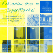 FokiaNou Art Space Goes To The Supermarket Art Fair In Stockholm