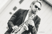 Max The Sax ~ Live At Gazarte Roof Stage