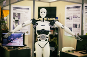 Greek Student Becomes Youngest Person Ever To Create A Life-Sized Robot